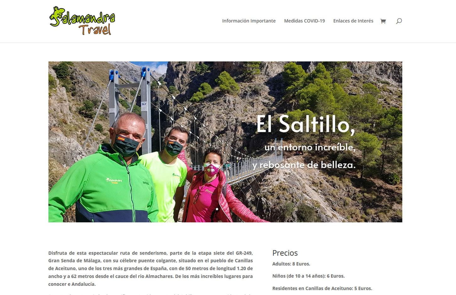 El Saltillo Málaga