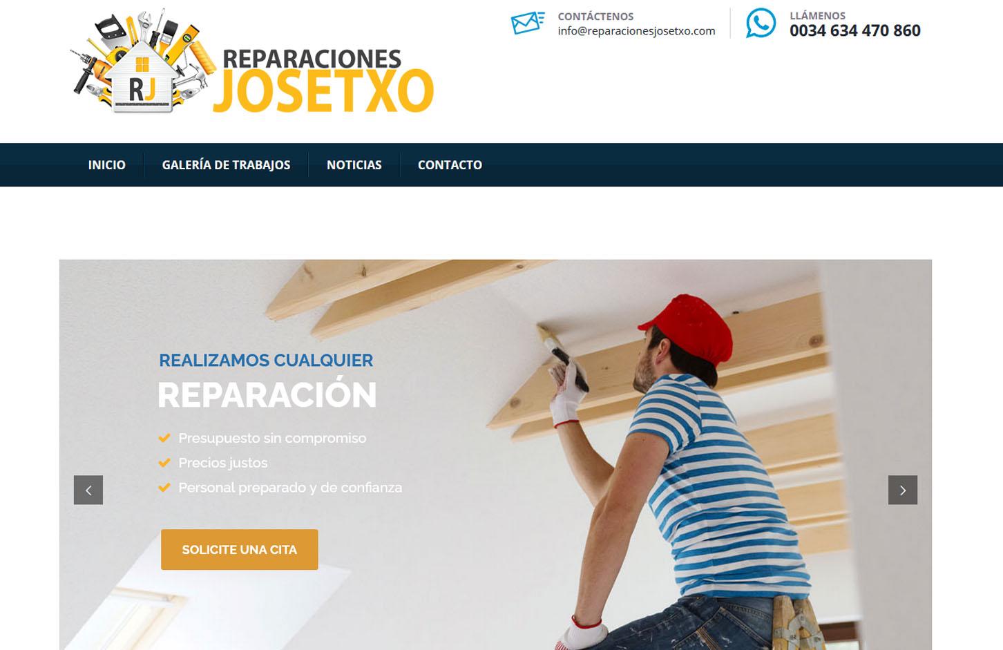 Reparaciones Josetxo